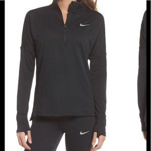 New Nike half zip running jacket